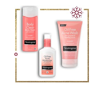 Pink Grapefruit Set