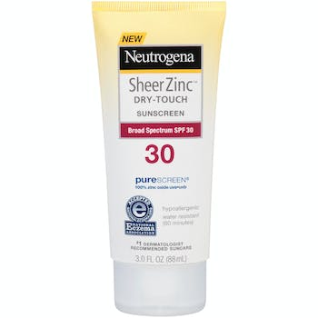 Sheer Zinc Dry-Touch Sunscreen Broad Spectrum SPF 30