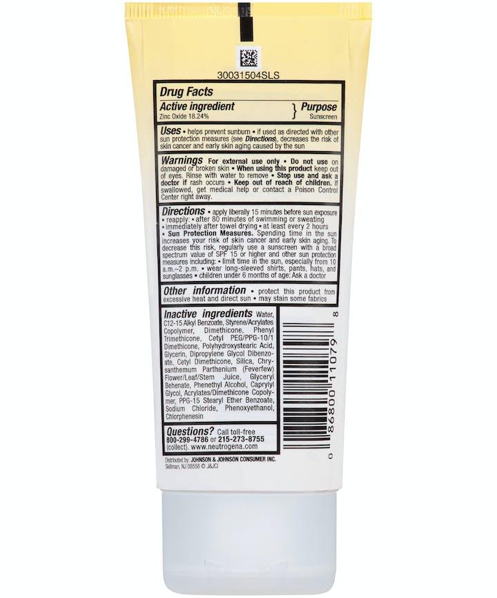 Sheer Zinc Dry-Touch Sunscreen Broad Spectrum SPF 30