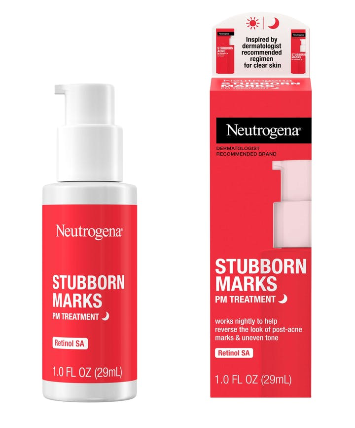 Stubborn Marks PM Treatment