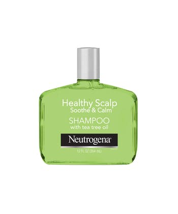 Neutrogena® Healthy Scalp Soothing with Tea Tree Oil Shampoo