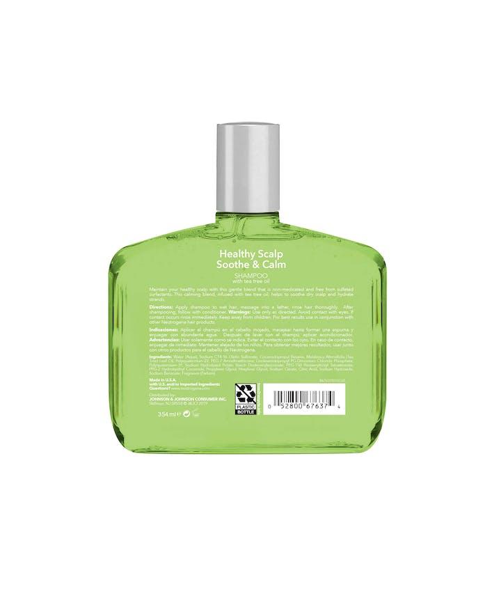 Neutrogena® Healthy Scalp Soothing with Tea Tree Oil Shampoo