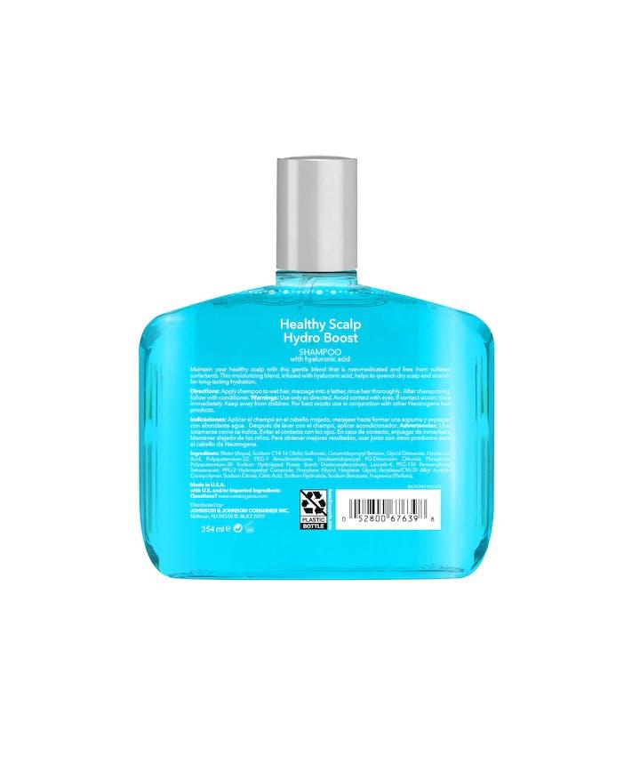 Neutrogena® Healthy Scalp Hydro Boost with Hyaluronic Acid Shampoo