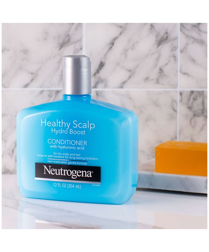 Neutrogena® Healthy Scalp Hydro Boost with Hyaluronic Acid Conditioner