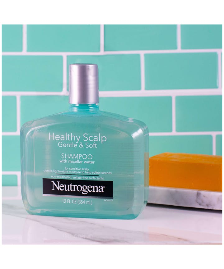 Neutrogena® Healthy Scalp Gentle & Soft with Micellar Water Shampoo