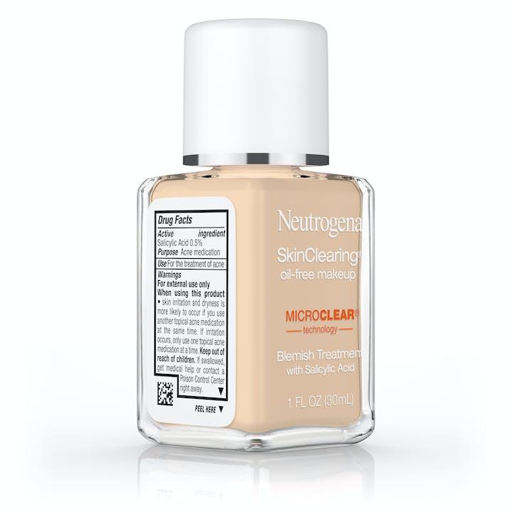 SkinClearing Liquid Makeup