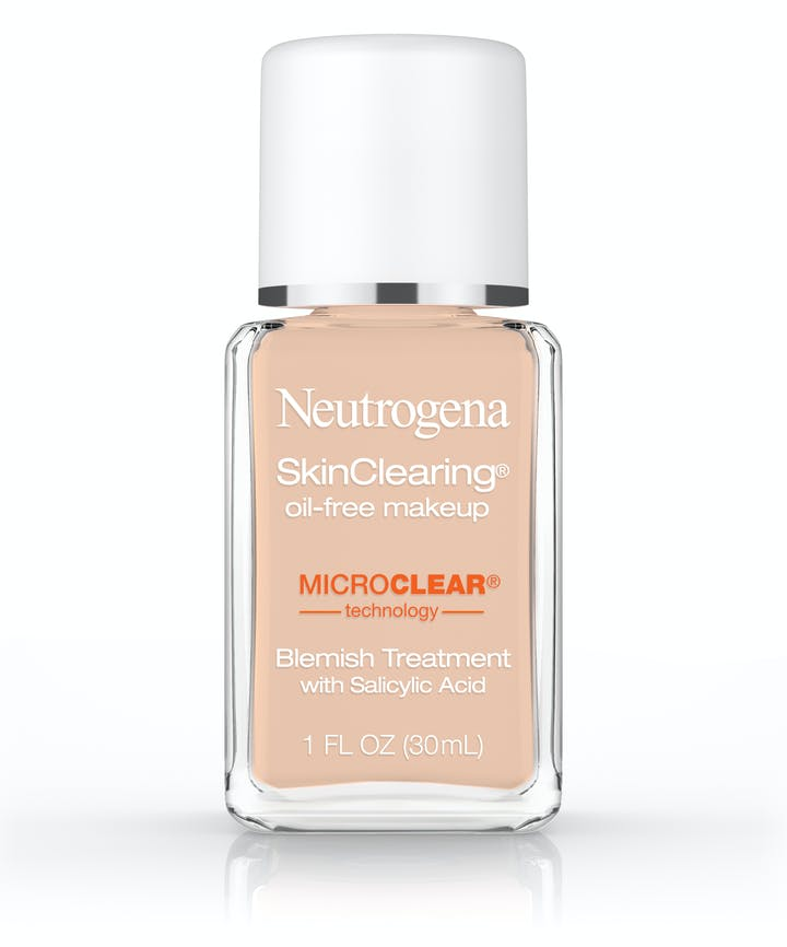 SkinClearing Liquid Makeup