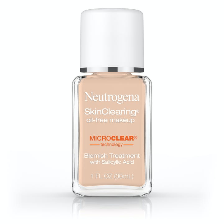 Neutrogena SkinClearing Liquid Makeup