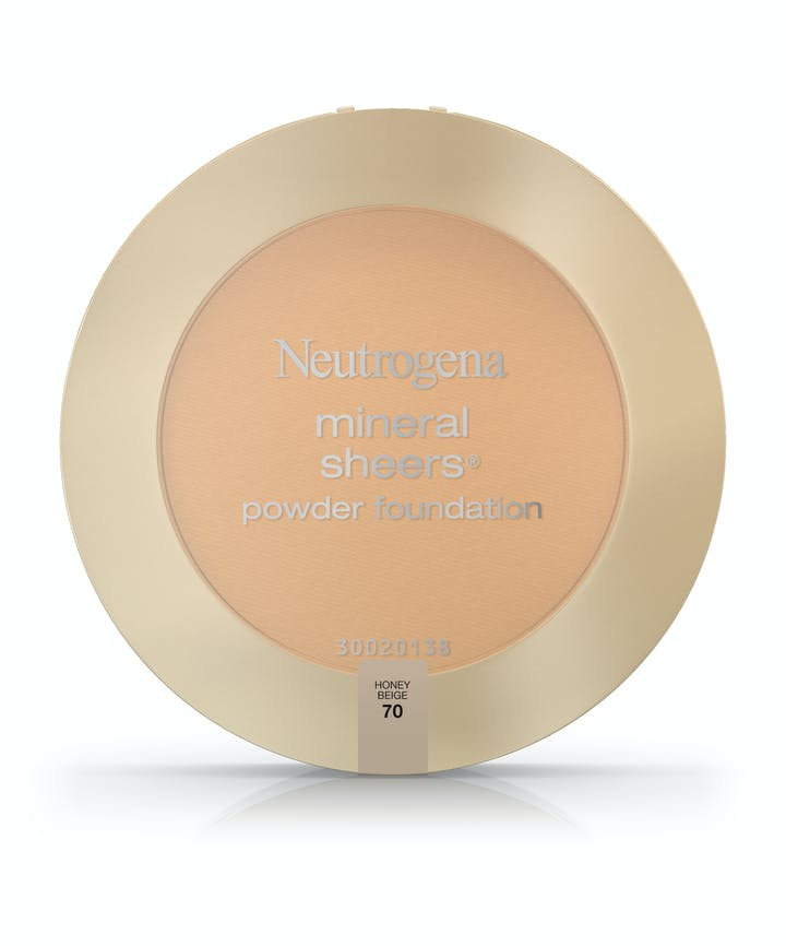 Neutrogena Mineral Sheers Compact Powder Foundation
