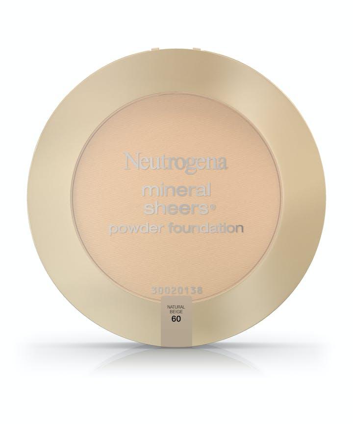 Neutrogena Mineral Sheers Compact Powder Foundation