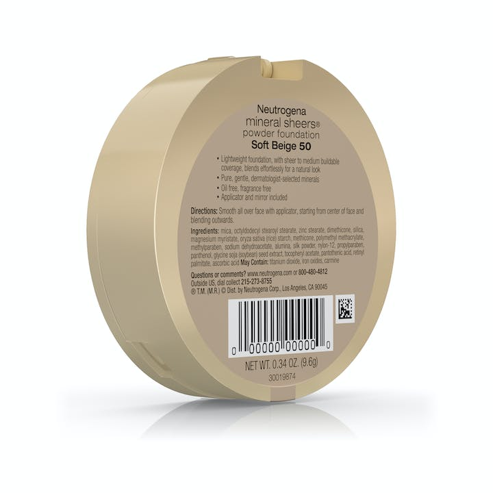 Mineral Sheers Compact Powder Foundation