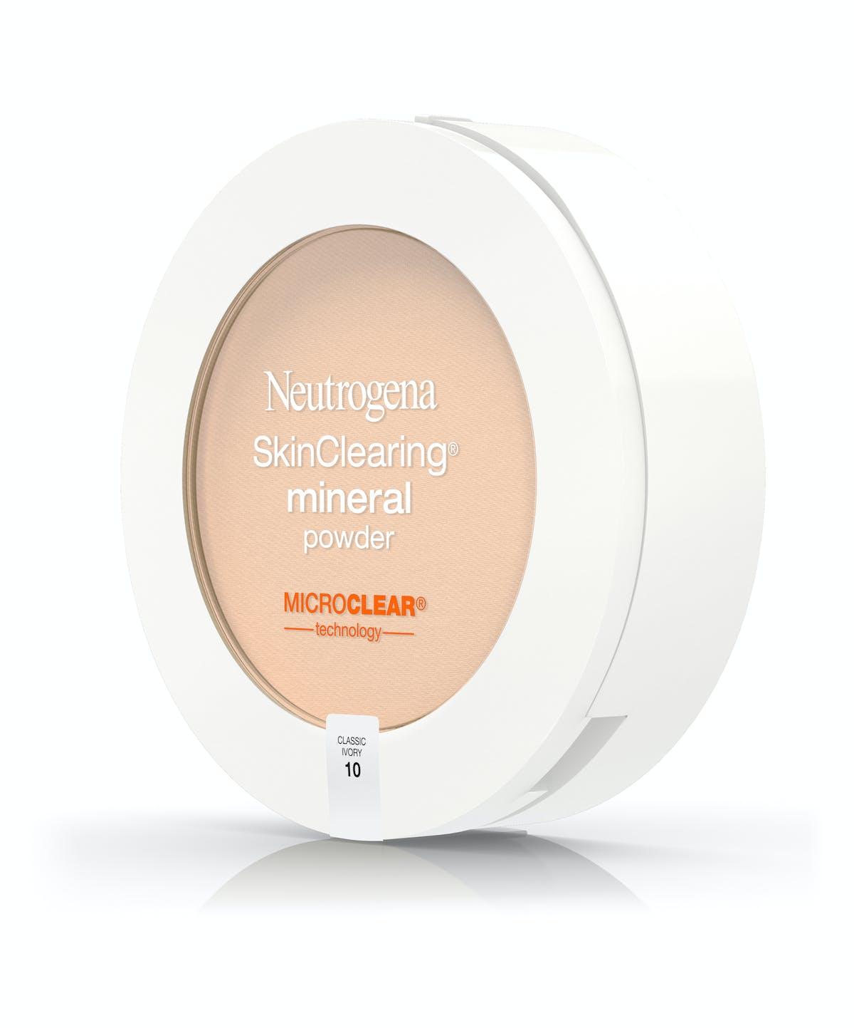 7eb30f821 SkinClearing Mineral Powder | Neutrogena®