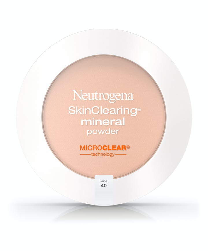 SkinClearing Mineral Powder