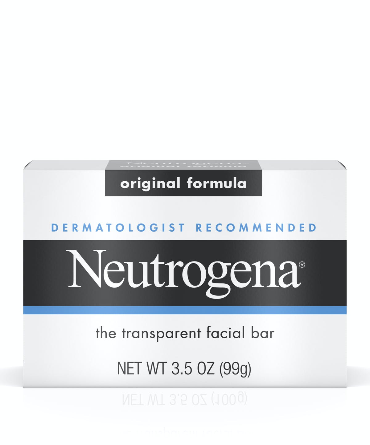 Dermatologist-Recommended Original Face Soap Bar with Glycerin