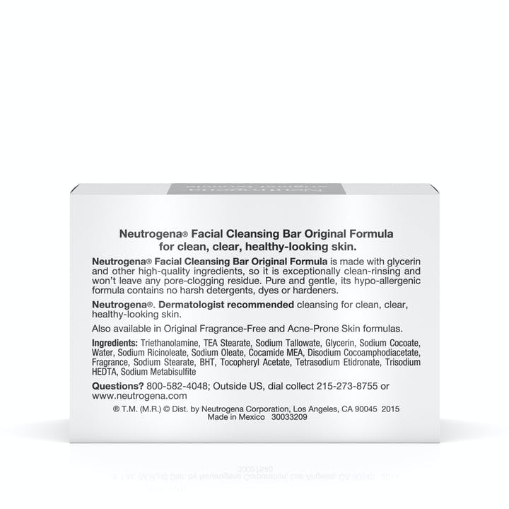 Facial Cleansing Bar