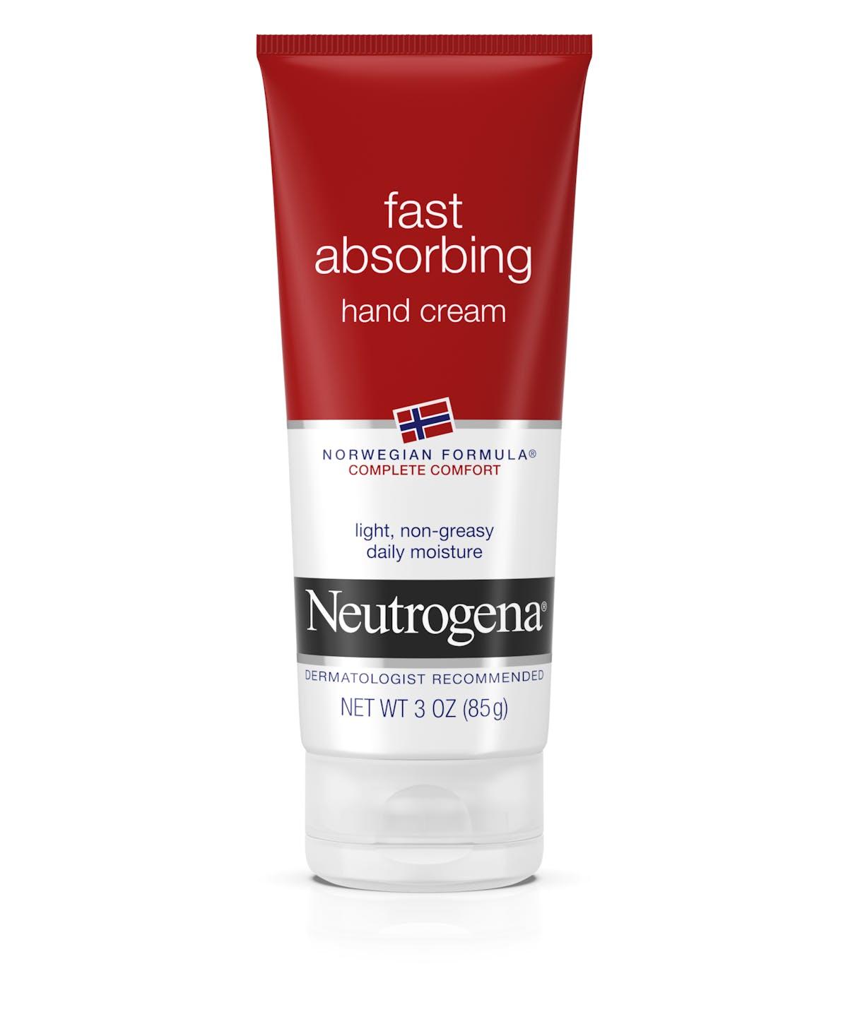 cb7f5842bb0 Norwegian Formula reg  Fast Absorbing Hand Cream · Norwegian Formula reg   Fast Absorbing Hand ...