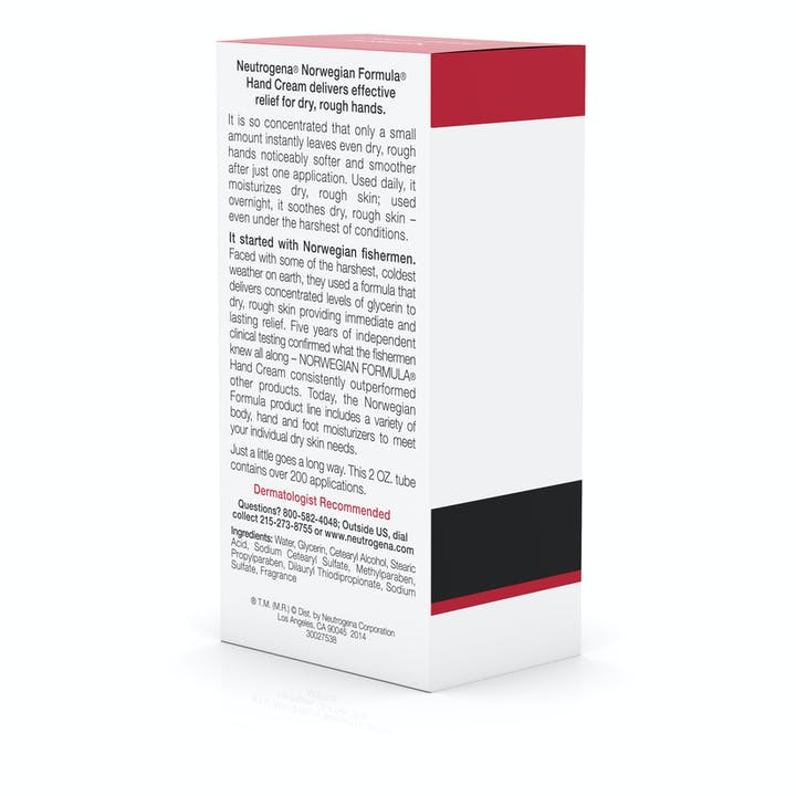 Norwegian Formula® Hand Cream