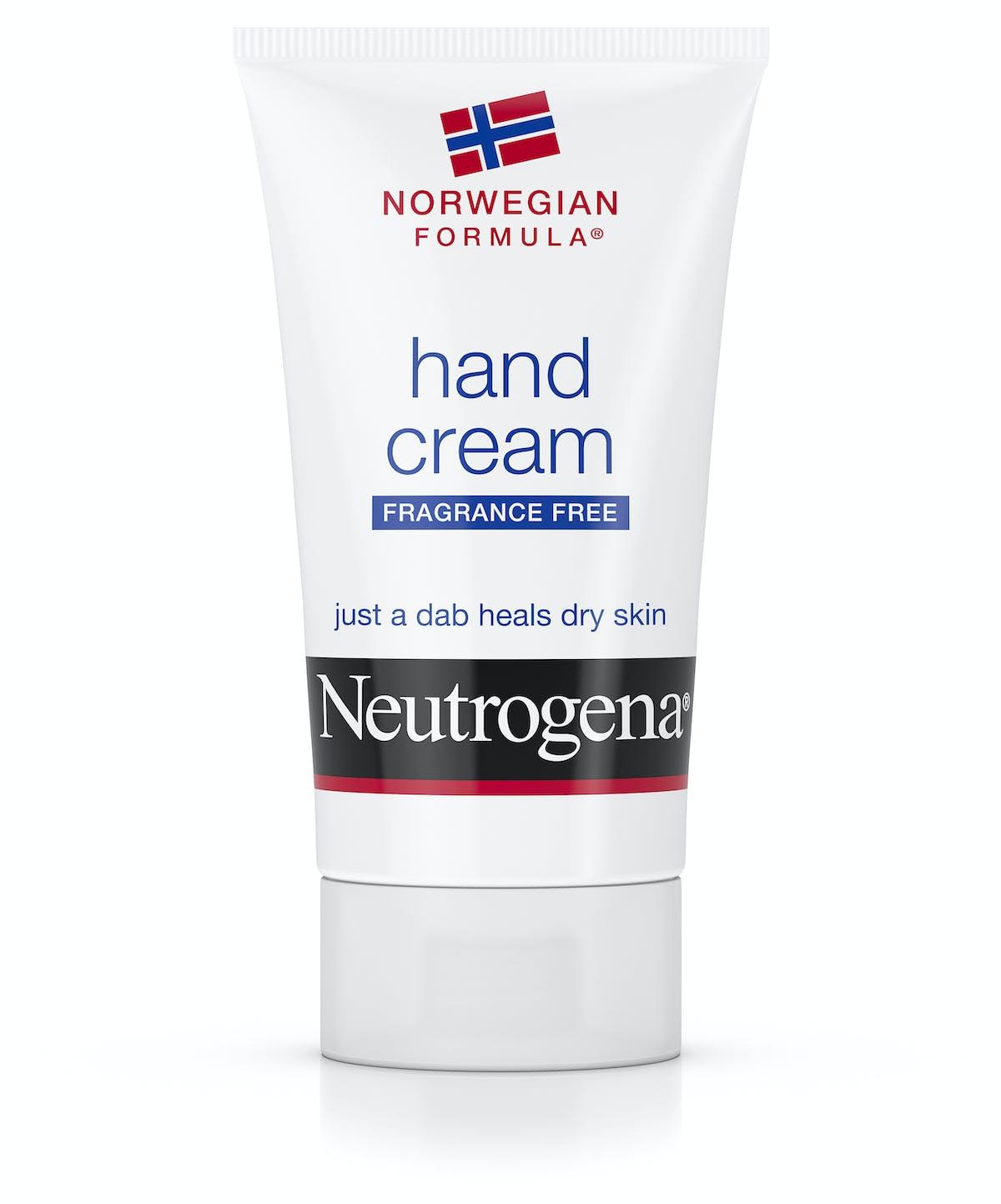 NORWEGIAN FORMULA NEUTROGENA HAND CREAM