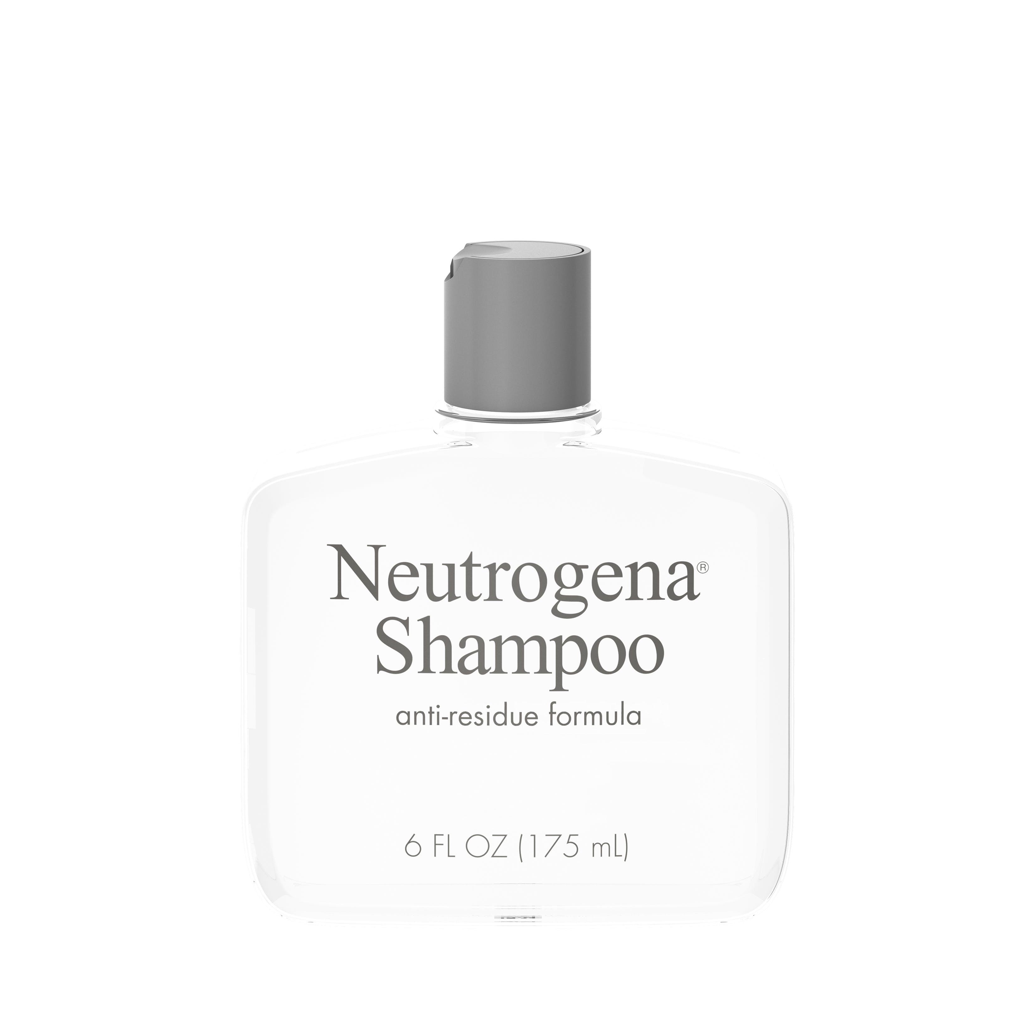 2. Neutrogena Anti-Residue Shampoo - Best Residue Removal Shampoo
