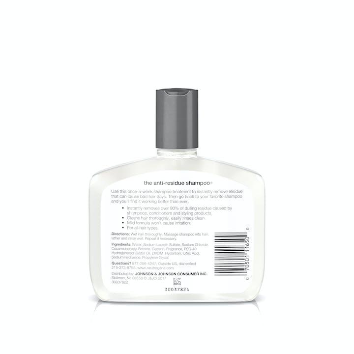 The Anti-Residue Shampoo®
