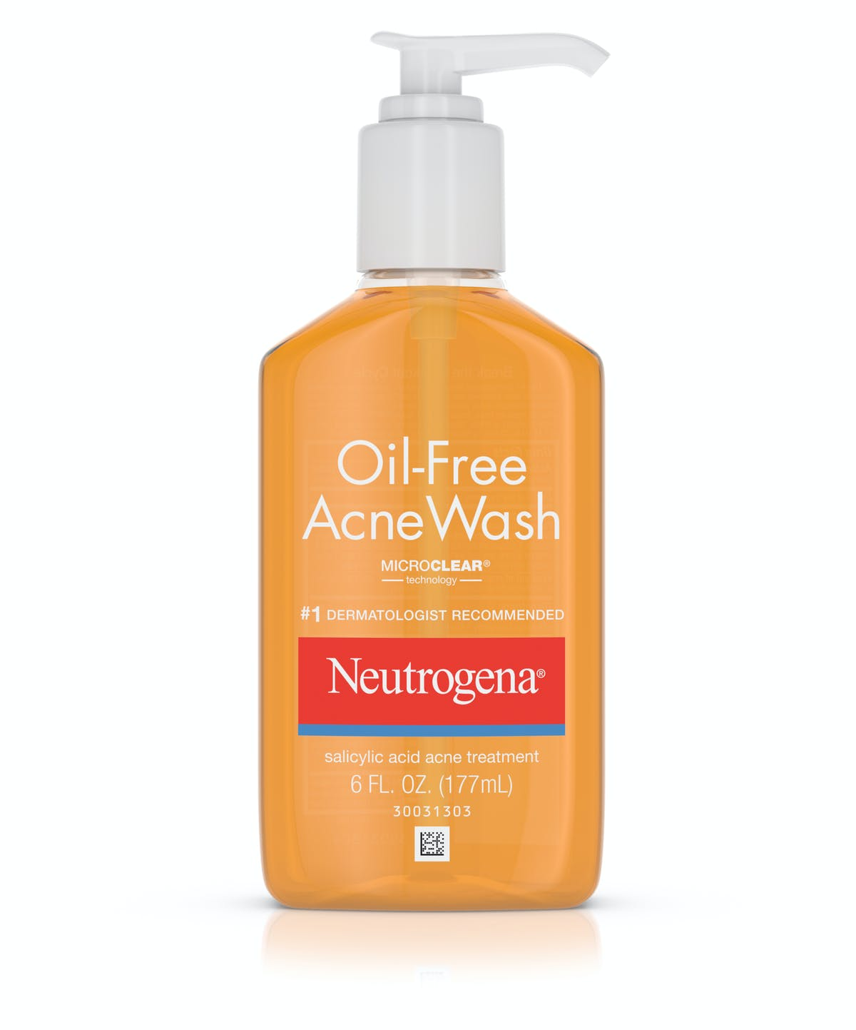 Oil Free Acne Wash Neutrogena Betadine Antiseptic Solution 30 Ml Gift