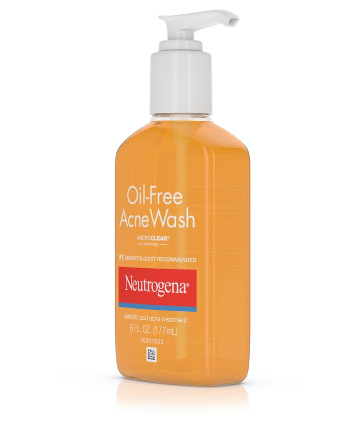 Oil-Free Acne Wash