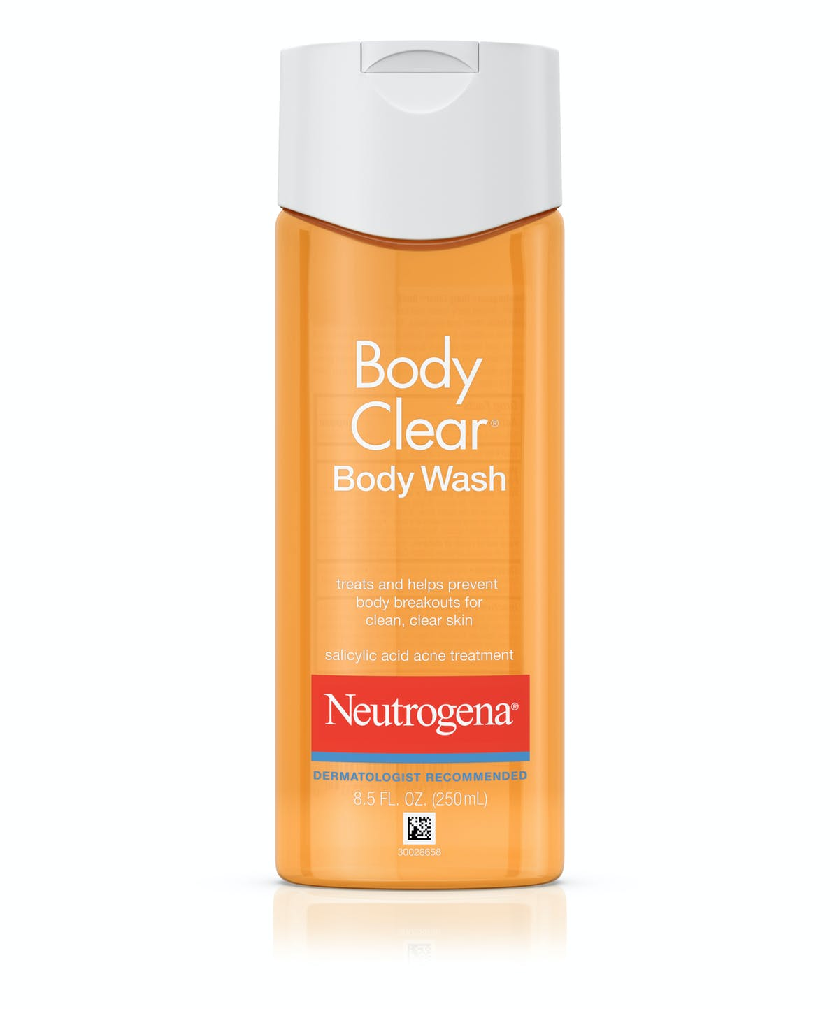 Body Clear Body Wash Neutrogena