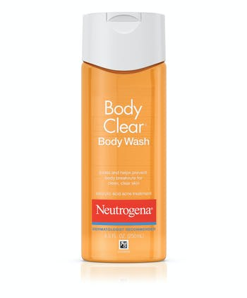 Body Clear® Acne Treatment Body Wash with Salicylic Acid