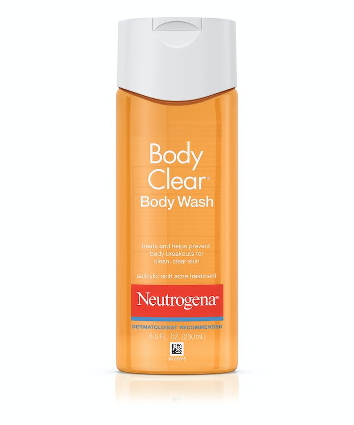 Neutrogena Body Clear® Acne Treatment Body Wash with Salicylic Acid