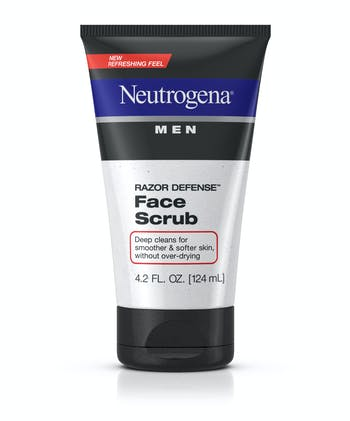 Neutrogena® Men Razor Defense™ Face Scrub