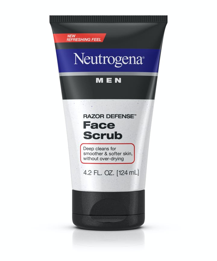 Neutrogena Neutrogena® Men Razor Defense™ Face Scrub