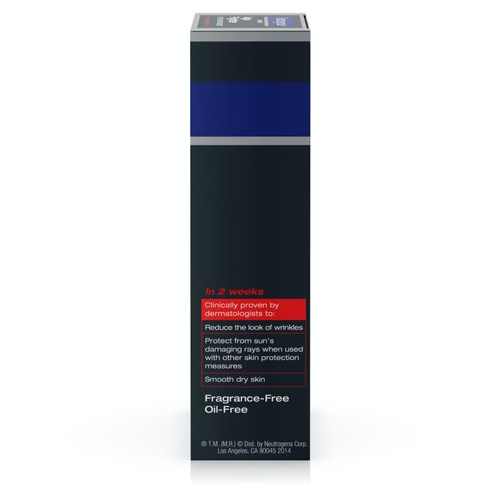 Neutrogena® Men Age Fighter Face Moisturizer with Sunscreen Broad Spectrum SPF 15