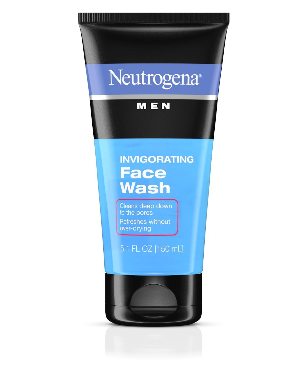 Men Invigorating Face Wash Neutrogena 174