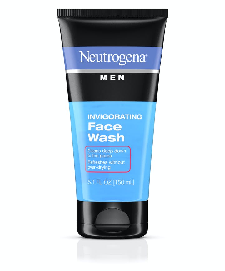 Neutrogena® Men Invigorating Face Wash