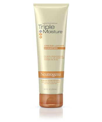 Triple Moisture Cream Lather Shampoo