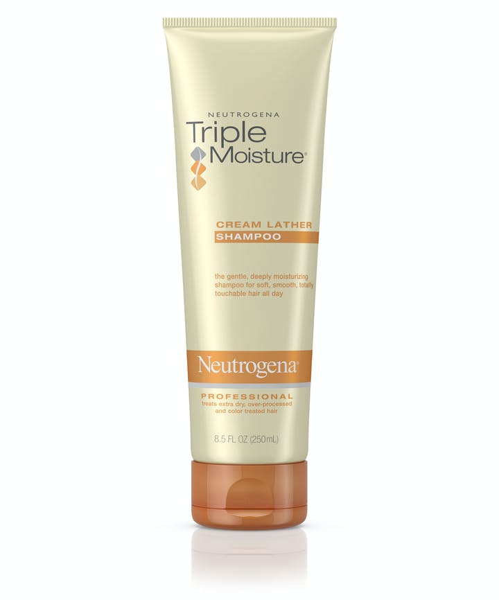 Neutrogena Triple Moisture Cream Lather Shampoo