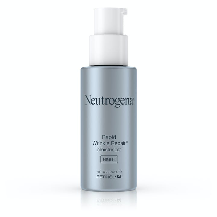 Neutrogena Rapid Wrinkle Repair® Night Moisturizer