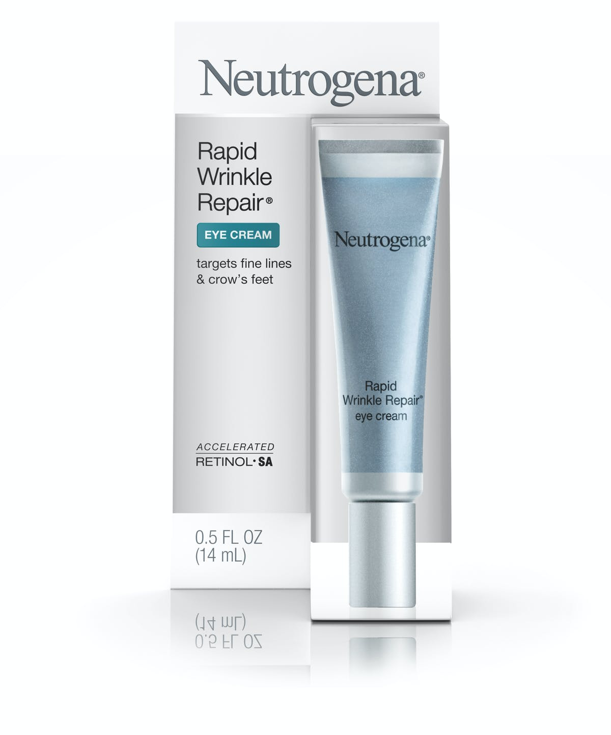 Rapid Wrinkle Repair Aging Eye Cream Neutrogena