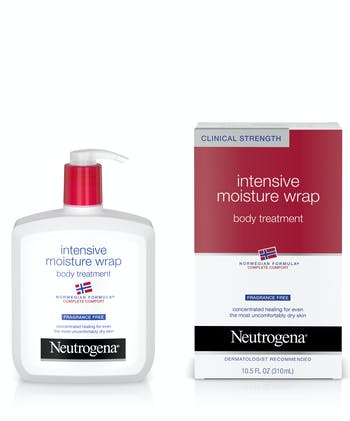 Norwegian Formula® Intensive Moisture Wrap Body Treatment