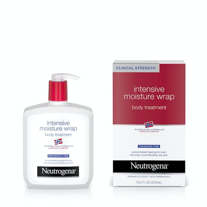 Neutrogena Norwegian Formula® Intensive Moisture Wrap Body Treatment