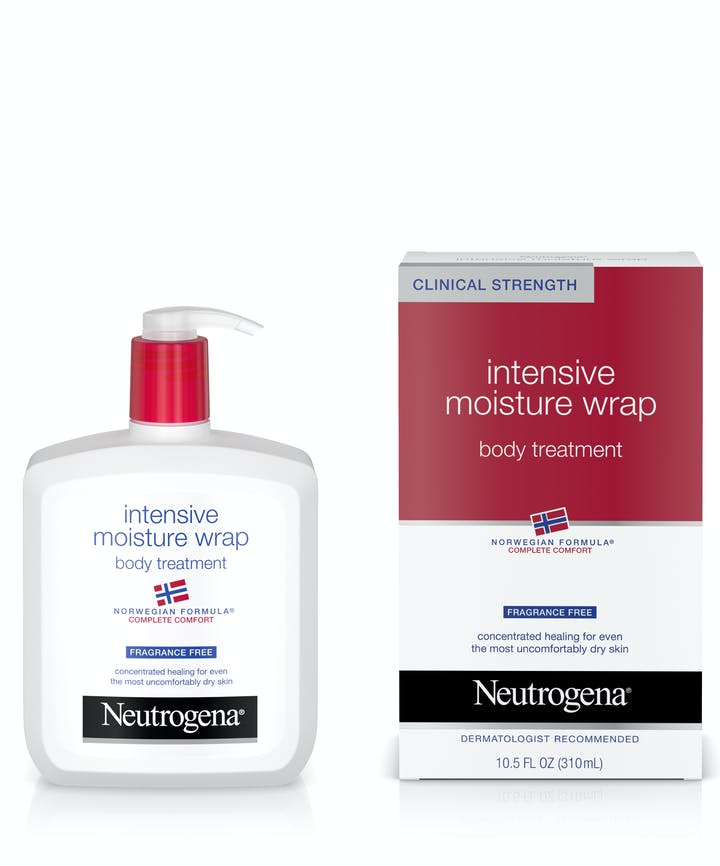 Neutrogena Norwegian Formula® Intensive Moisture Wrap Body Treatment