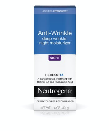 Ageless Intensives® Anti-Wrinkle Deep Wrinkle Night Moisturizer
