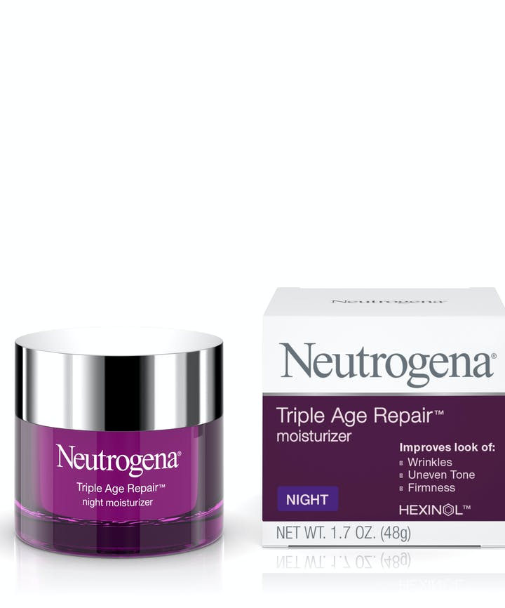 Triple Age Repair Night Moisturizer