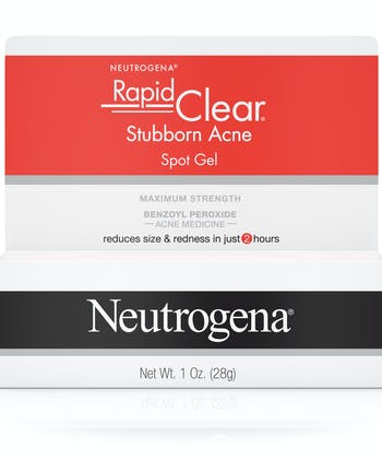 Rapid Clear Stubborn Acne Spot Gel