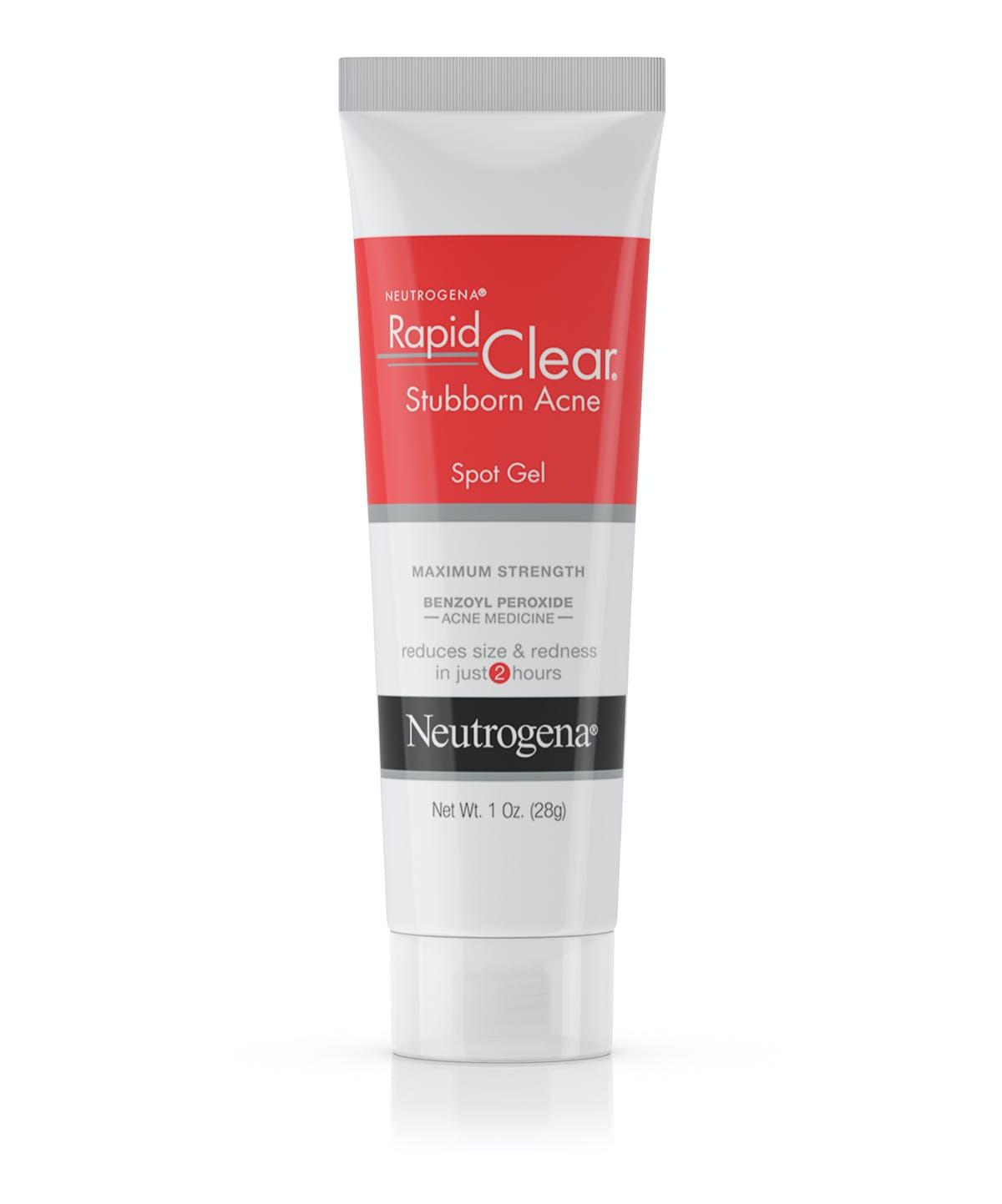 Gel trị mụn Neutrogena Rapid Clear Stubborn Acne Spot Gel 28g
