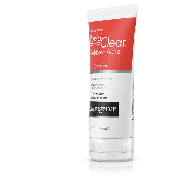 Rapid Clear Stubborn Acne Cleanser