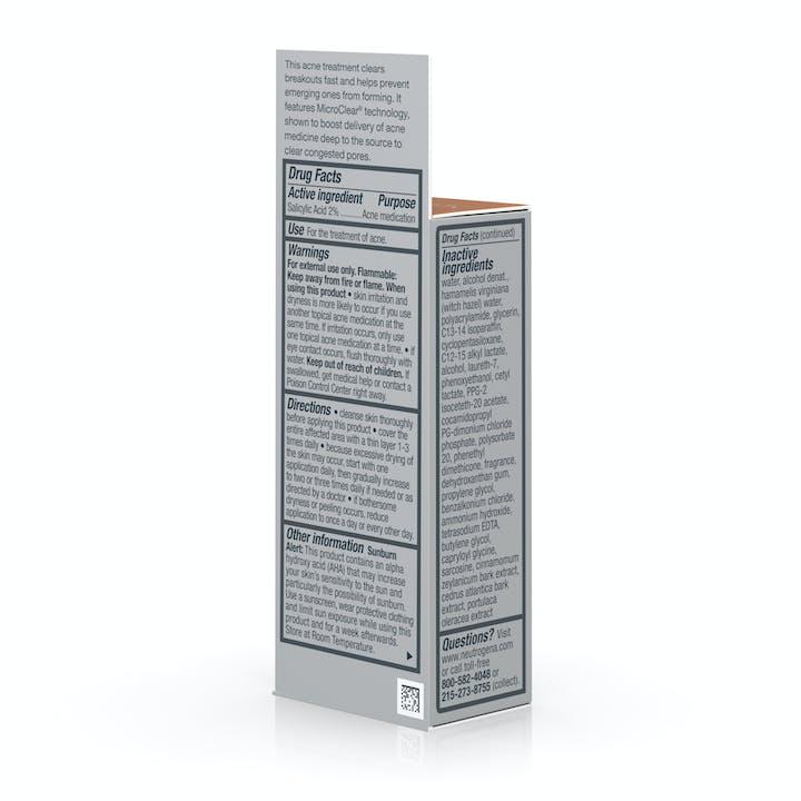 Rapid Clear Acne Eliminating Spot Gel
