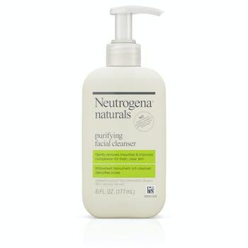 Neutrogena® Naturals Purifying Facial Cleanser