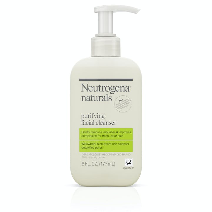 Neutrogena Neutrogena® Naturals Purifying Facial Cleanser