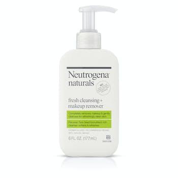 Neutrogena® Naturals Fresh Cleansing + Makeup Remover